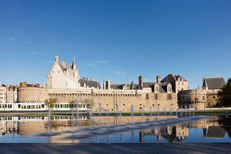 Camping Du Vieux Château : Chateau Des Ducs De Bretagne
