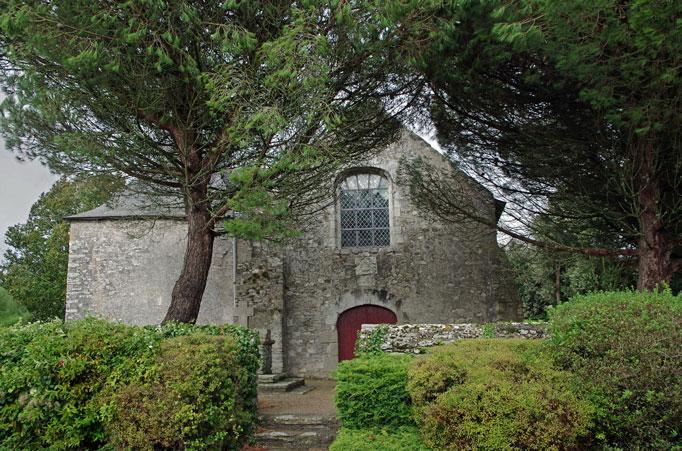 Chapelle de Prigny camping Les Moutiers-en-Retz